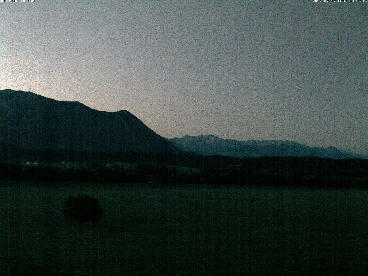 Immenstadt-Seifen and the German Alps
